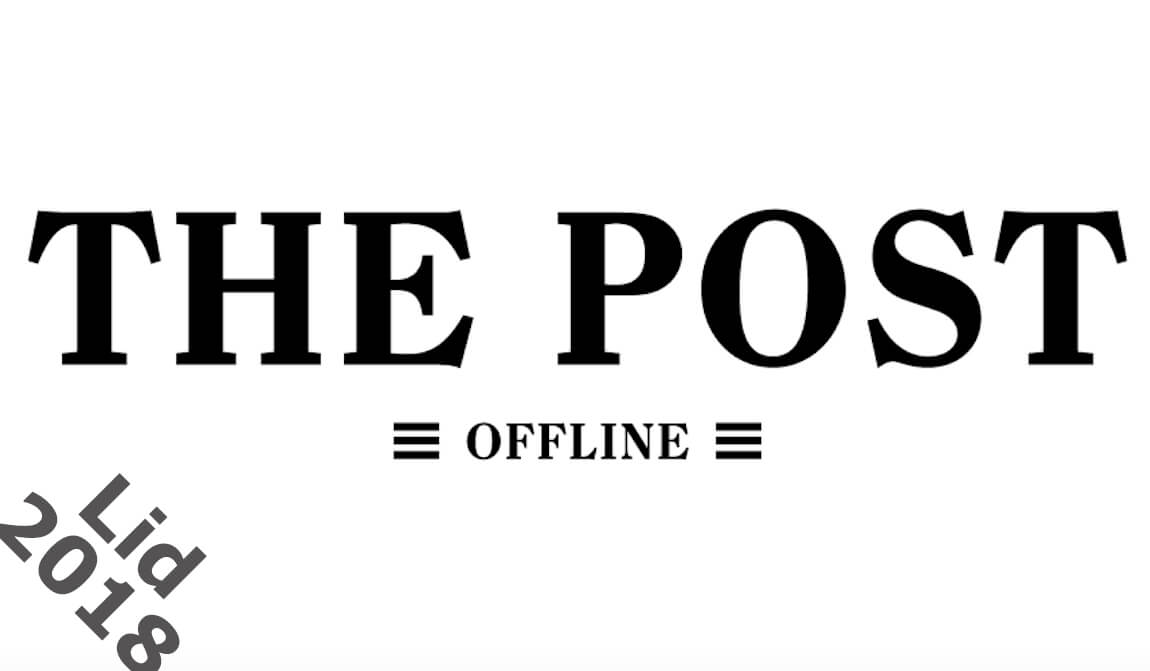 Lidmaatschap The Post Offline