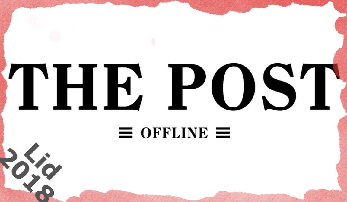 Lidmaatschap The Post Offline Buitenland